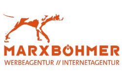 Logo der MARXBÖHMER Werbeagentur // Internetagentur